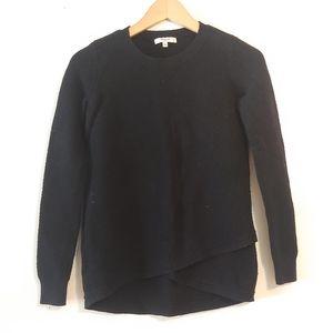 Madewell. Cotton blend sweater.